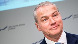 Deutsche Boerse chief executive Carsten Kengeter