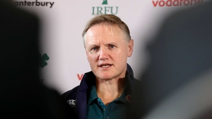 Joe Schmidt: 'We are incredibly keen to support the provinces'