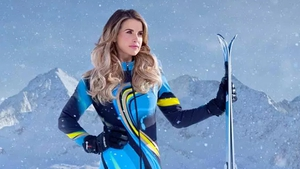 Vogue Williams was among the contestants injured on The Jump