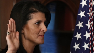 Nikki Haley's remarks came amid speculation over new US President Donald Trump's intentions towards Russia
