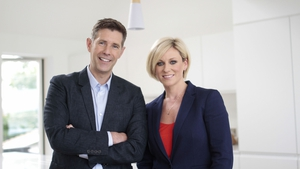 Dermot and Room to Improve's new QS Lisa O'Brien