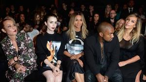 Paris Fashion Week Round-Up: The Celebrity Invasion