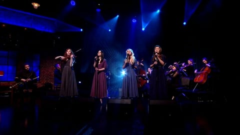 The Late Late Show: Celtic Woman