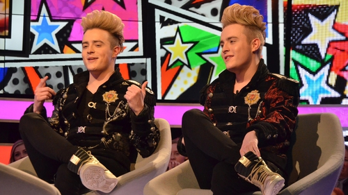 The twins had been the bookies' favourites