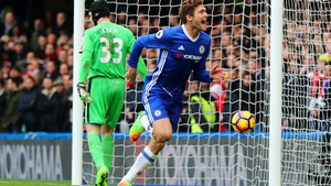 Chelsea eased to a 3-1 win at Stamford Bridge