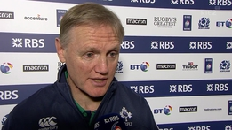"RBS 6 Nations: Schmidt - ""It's particularly tough to take"""