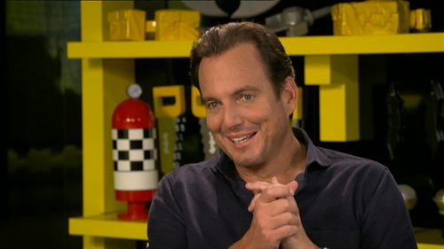 Will Arnett stars in The First Team