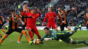 Liverpool were again frustrated by a packed defence