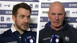 RBS 6 Nations: Scottish reaction