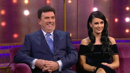 The Ray D'Arcy Show: Des Cahill and Karen Byrne