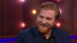 The Ray D'Arcy Show: Rory Gleeson
