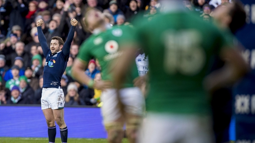 Scotland are looking for their second win in a row against Ireland