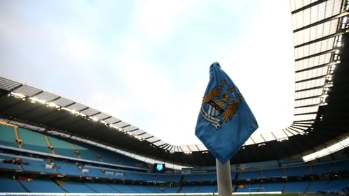 Man City fined, warned after admitting to anti-doping breach