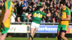 Paul Geaney in action for Kerry