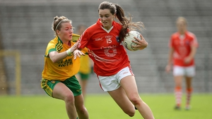 Aimee Mackin did the damage as Armagh beat Cork in the national league