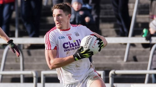 Aidan Walsh won an All-Ireland with the Cork footballers and finished his career with the county hurlers