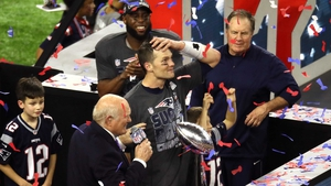 Tom Brady becomes the first quarterback to win five Super Bowl championships