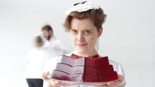 Ruth McGill stars in Ellen Cranitch's new opera based upon James Joyce's short story The Dead