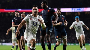 Ben Te'o gets his first England start