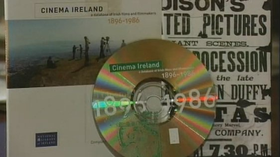 Cinema Ireland 1896-1986