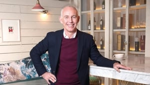 Ray D'Arcy discusses parenting tactics