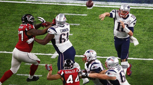 Tom Brady: 'When we got it rolling in the second half it was tough to slow us down'