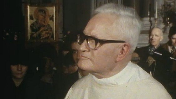 Father Tommy Devine, St Mel's Cathedral, Longford (1982)