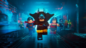 The LEGO Batman Movie is currently dispensing justice in Irish cinemas - and we've got some cool merchandise to give away!