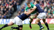 Ringrose on his Ireland Six Nations debut against Scotland in Edinburgh
