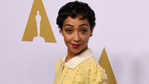 Ruth Negga is nominated for Best Actress at this year's Oscars
