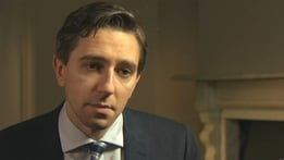 Minister for Health, Simon Harris TD Interview