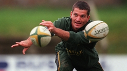Against The Head: Tributes paid to Joost van der Westhuizen