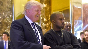 Kayne West deletes Donald Trump tweets