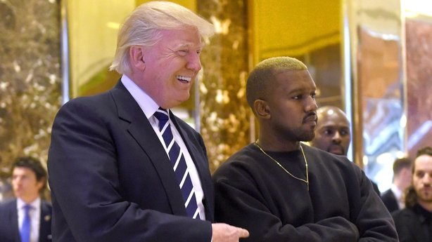 3 days later, Kanye still hasn't answered Jimmy Kimmel's question about Trump