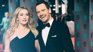 Good pals Kate Winslet and Michael Fassbender