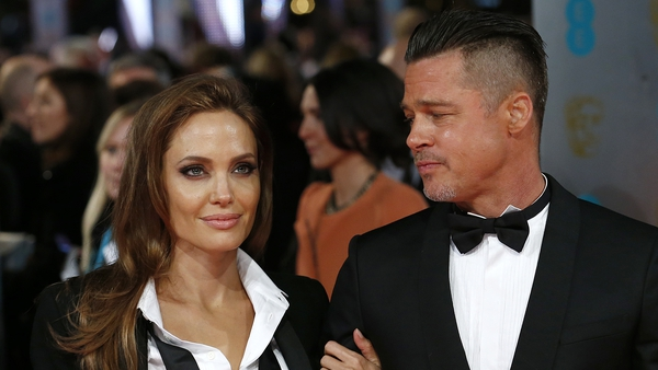 Brangelina are officially single!