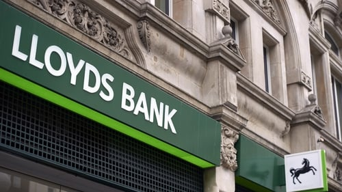 Lloyds said it had seen no change in customers' ability to repay debt