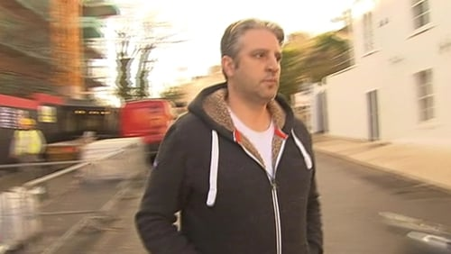 David Peile was granted bail at Dún Laoghaire District Court