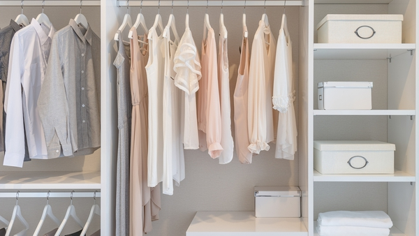 New Year, New You: 5 Tips to Spring Clean You Wardrobe
