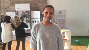 Samantha Mumba opens up about motherhood