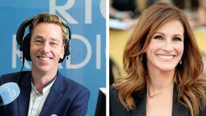 You've been framed. Tubridy's Julia Roberts pic a hoax