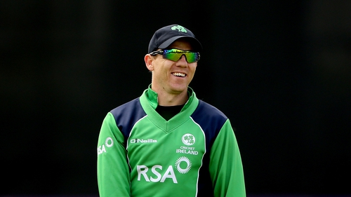 O'Brien believes Ireland would hold their own at test level