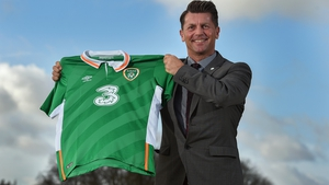 Colin Bell is the Republic of Ireland manager