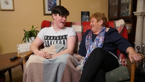 Tadhg and Granny Ettie are the newest members of the Gogglebox family