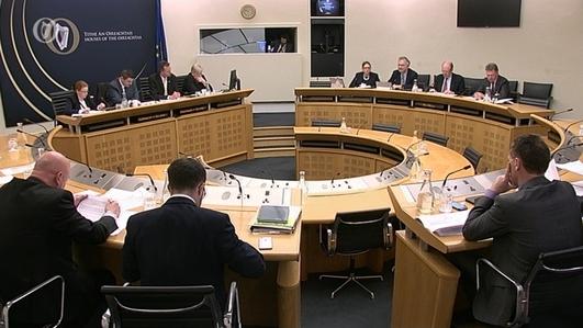 Oireachtas Transport Committee