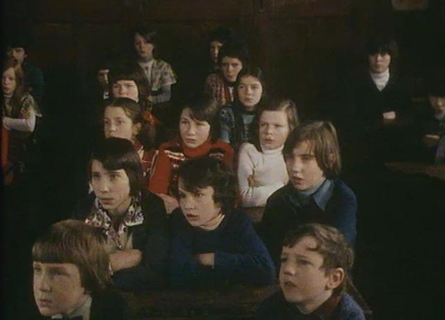 School Children in Ahascragh National School, Galway (1977)