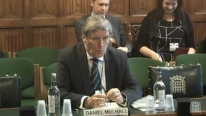 Dan Mulhall said the issue of customs would be complex