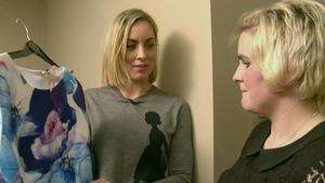 OT tonight: Kathryn gives Marie Grace a Fashion fix