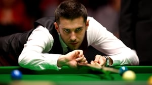 The world number one Selby made a first-round exit at the World Grand Prix