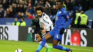 The FA Cup replay between Leicester and Derby struggled to capture the imagination